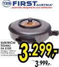 Višenamenski električni tiganj FIRST fa5109