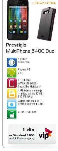 Mobilni telefon  5400
