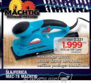 Šlajferica Mac-78