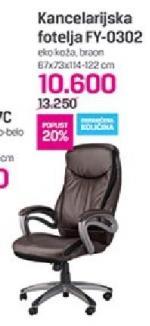 Kancelarijska fotelja FY-0302