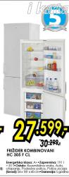 Kombinovani frižider HC 305 F CL