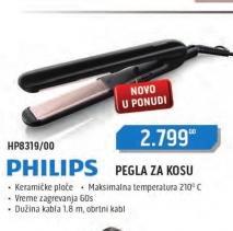 Pegla za kosu HP8319/00