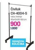 Čiviluk CH-4004-S