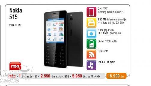 Mobilni telefon 515