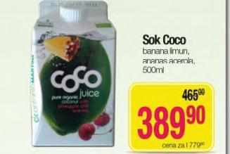 Sok Coco