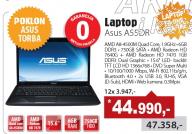 Laptop Asus A55DR + Poklon Asus torba