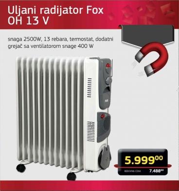 Uljani radijator OH 13 V