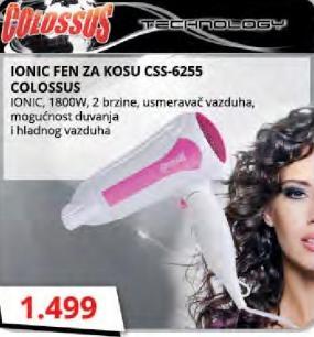 Fen za kosu CSS-6255