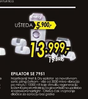 Epilator SE 7951