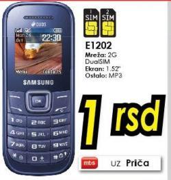 Mobilni telefon E1202