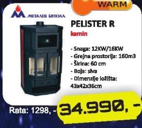 Kamin Pelister R