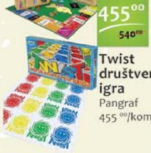 Igračka društvena igra Twist