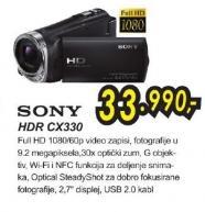 Kamera Hdr Cx330