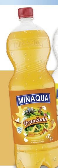 Gazirani sok Oranžada