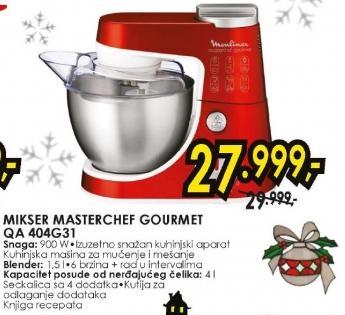 Mikser Masterchef Gourmet QA 404G31