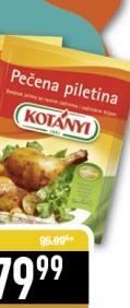 Začin pečena piletina