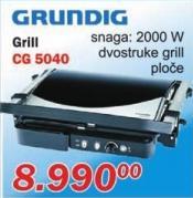 Električni grill Cg 5040
