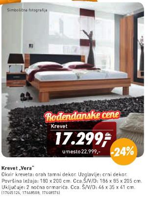 Krevet Vera
