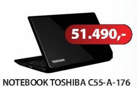 Notebook C55-A-176