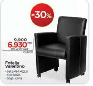 Fotelja Valentino