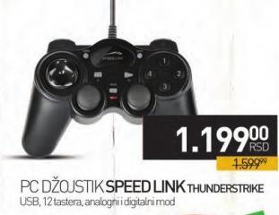 Džojstik Thunderstrike Speed Link