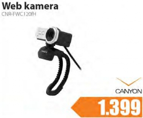 Web kamera CNR-FWC120fH