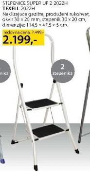 Stepenice Super Up 2 2022H