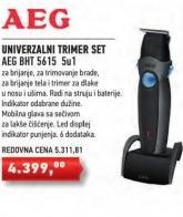Trimer univerzalni BHT 5615