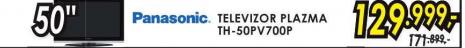 Televizor plazma TH50PV700P