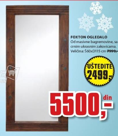 Ogledalo Foxton