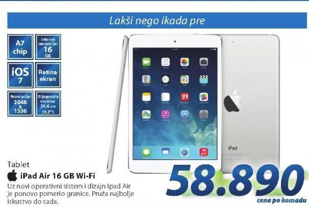 Tablet PC AIR CELLULAR 16GB