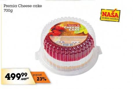 Kolač cheesecake