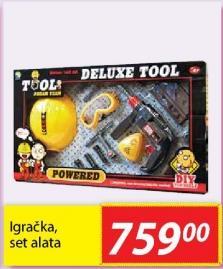 Igračka,set alata