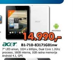 Tablet Iconia B1-710-83171G01nw