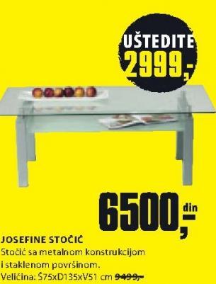 Sto Josefine