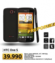 Mobilni telefon HTC One S