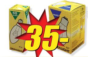 Sijalica E14 - Minjon