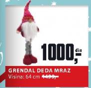 Ukras Grendal Deda Mraz