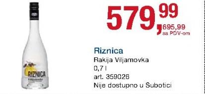 Rakija Viljamovka