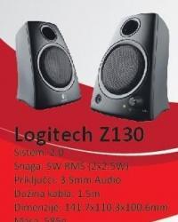 Zvučnici Z-130