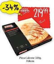 Smrznuta pizza calzone