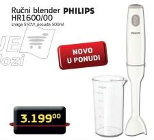 Ručni Blender Hr1600/00