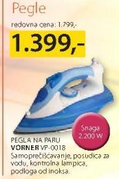 Pegla VP-0018