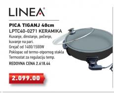 Pica tiganj 40cm LPTC40-0271