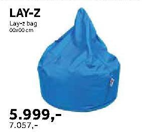 Lazy Bag Lay-Z