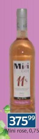 Rose vino Mini