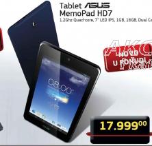 Tablet MemoPad  HD7