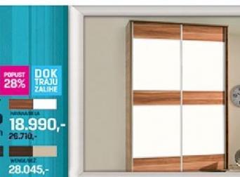 Garderober slide 1350