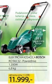 Električna Kosačica Rotak 32