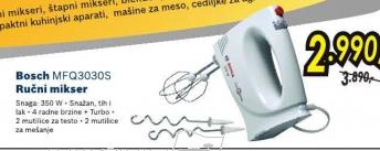 Mikser Mfq 3030S